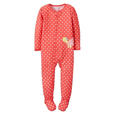Baby/Toddler Girls' Jersey 1-piece Pajama 2T - Just One You™ Made by Carter's®