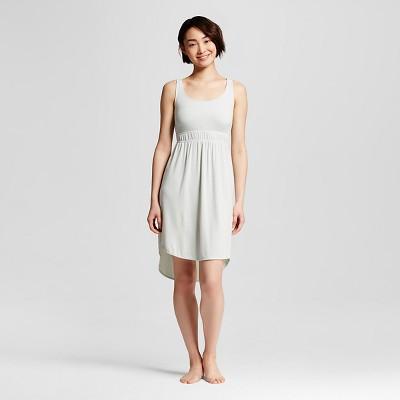 Women's Sleepwear Fluid Knit Gown Providence Blue M - Gilligan & O'Malley™