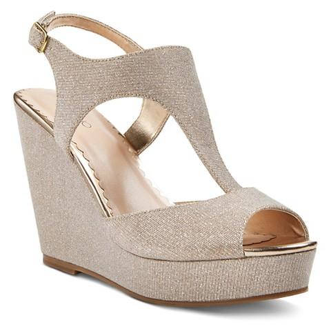 s tevolio ryatt platform shimmer dress shoe target