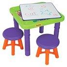 Group Sales Grow 'N Up Crayola Sit N Draw Play Table
