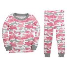 Toddler Girls' Camo Pajama Sets