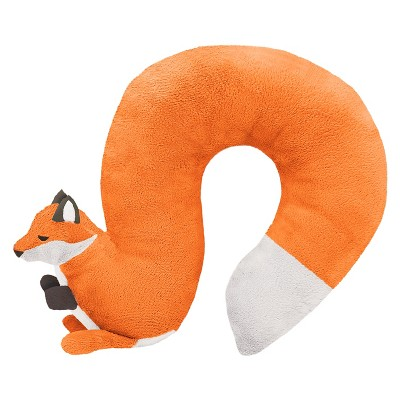 Eddie Bauer Travel Pillow - Orange