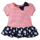 Gerber® Toddler Girls' Stripe Tunic - Pink