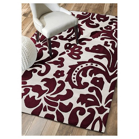 nuloom hand tufted pat accent rug beige 3 39 6 x 5 39 6