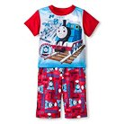 Thomas the Train Baby Boys' 2 Piece Pajama Set  - Red