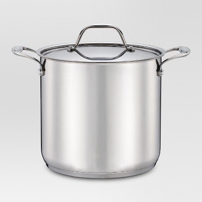 Threshold™ 6 qt Stainless Steel Stockpot