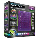 Laser Pegs 3D Light Board Lighted Construction Toy