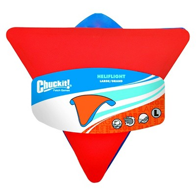 Chuckit Heliflight Pet Toy - Large