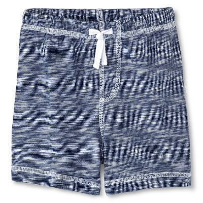 Circo™ Baby Boys' Basic Slub Short - Nighttime Blue 3-6 M