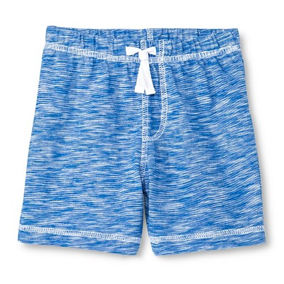 Circo™ Baby Boys' Basic Slub Short - Electric Blue 3-6 M