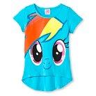 Girls' My Little Pony Tee - Blue L