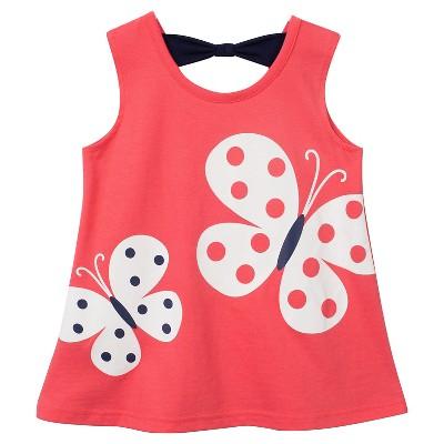 Gerber® Toddler Girls' Tunic - Pink 12 M