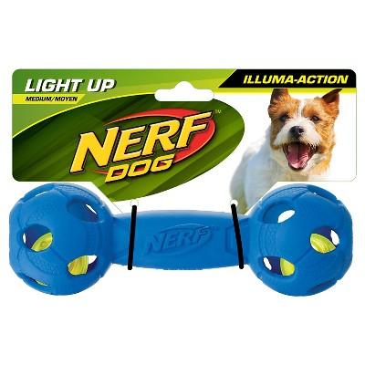 Nerf Light & Glow Barbell