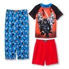 LEGO® Boys' 3-Piece Pajama Set - Blue
