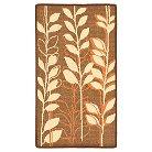 Safavieh Ivey Outdoor Rug - Brown Natural / Terracotta
