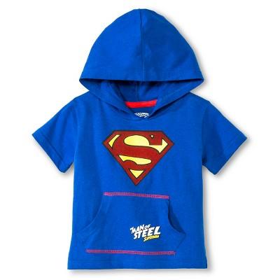 Superman™ Baby Boys' Hooded Costume Tee - 12 M