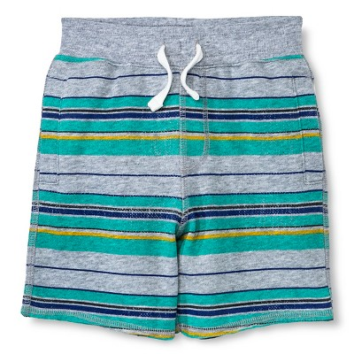 Male Lounge Shorts Cherokee Heather Grey 2T