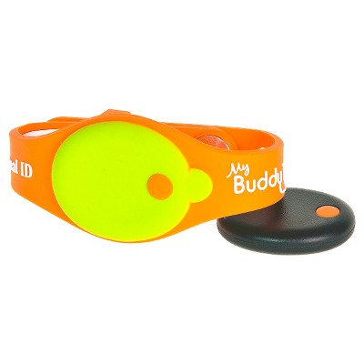 BuddyTag Movement Monitor Orange Smoothie