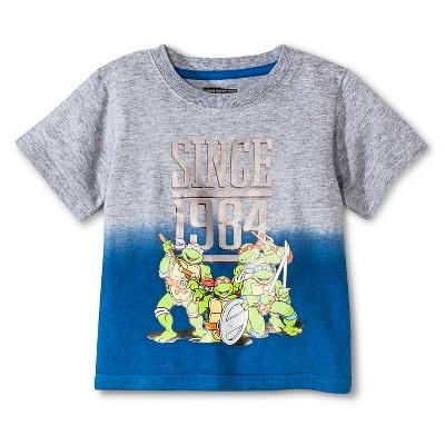 Teenage Mutant Ninja Turtles Baby Boys' T-Shirt 18M - Heather Grey