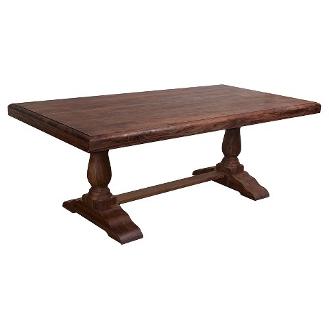 Dining Table Wood Gray Wash Sheesham Christopher Knight Home Product