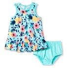 Cherokee® Baby Girls' Yoked Sundress - Tropical Floral