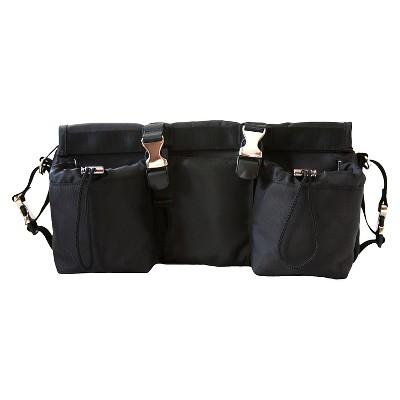 Buggygear - Stroller Organizer & Cooler Jet - Black