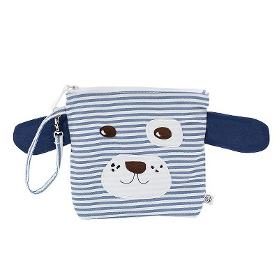 Nikiani My First Buddy Collection Scout the Doggy Snack Bag Blue