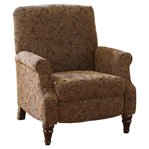 placido high leg recliner furniture target