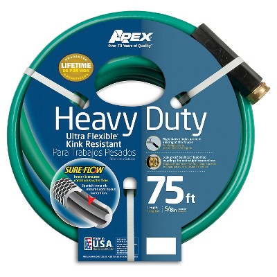 Apex 8509-75 Heavy Duty Kink Resistant Hose, 5/8-Inch by 75-FT