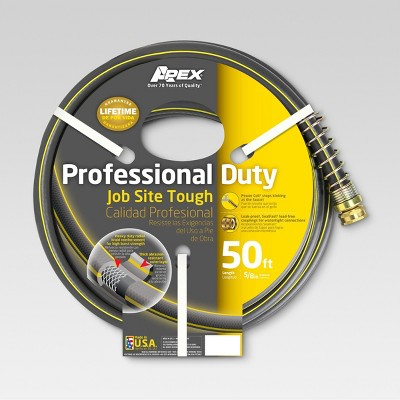 Apex 888VR-50 Commercial Hose 5/8-Inch by 50-FT