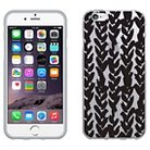 iPhone 6/6S Case - OTM Classic Prints Clear - Hearts