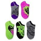 Disney Descendants Girls' 5-Pack Socks - Multi 3-10