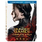 Hunger Games Collection (Blu-ray/DVD + Digital)