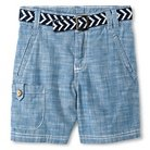 Baby Boys' Cargo Short - Blue Beam  - Genuine Kids™ from OshKosh®