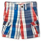 Baby Boys' Cargo Short - Copper Red  - Genuine Kids™ from OshKosh®