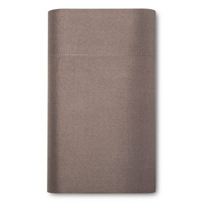 Pillowcase Microfiber Standard Gray - Room Essentials™
