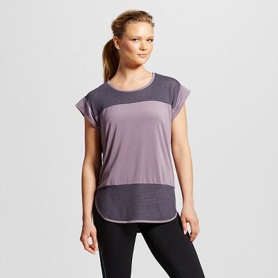 C9 Champion® Women's Short Sleeve Tee - Foggy Purple S