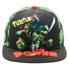 Nolan Teenage Mutant Ninja Turtles Boys' Baseball Hat - Black OSFM