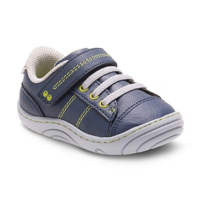 Infant Boys' Surprize by Stride Rite Hilbert Sneakers - Navy 2