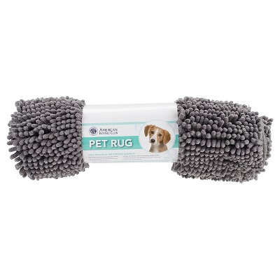 "Bh Pet Gear® DriTail Rug -Grey(Medium) (20""X32"")"