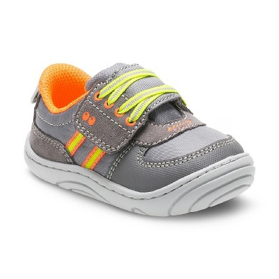 Infant Boys' Diego Sneakers Grey 4 - Surprize by Stride Rite