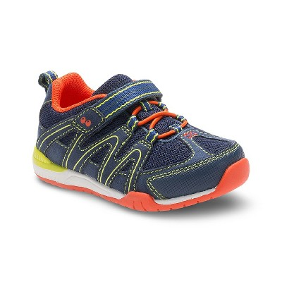 Toddler Boys' Surprize by Stride Rite Darion Sneakers - Blue 5
