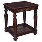 South Seas End Table - Bombay