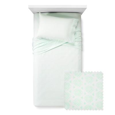 Cool Burst Sheet Set Twin Mint Green - Xhilaration™