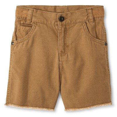 Toddler Boys' Chino Short - Corduroy Brown 2T - Genuine Kids™ from OshKosh®