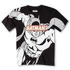 Batman Boys' T-Shirt - Black S