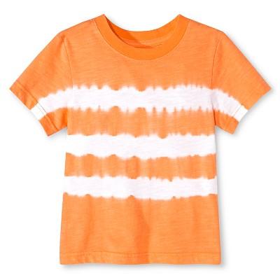 Baby Boys' T-Shirt - Crushed Orange 12M - Cherokee®