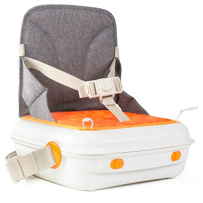 Benbat Baby Travel Booster Gray/White/Orange