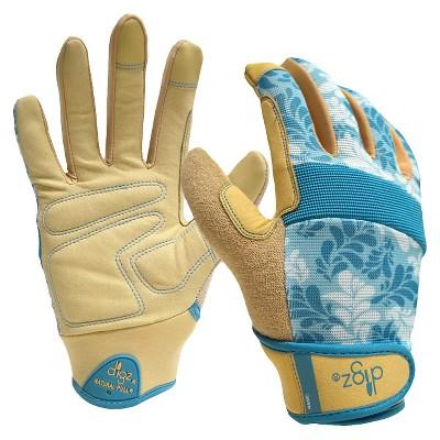 Digz Women's Gardener Gloves with Touchscreen - Large
