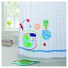 Big Believers Out of this World Shower Curtain Set